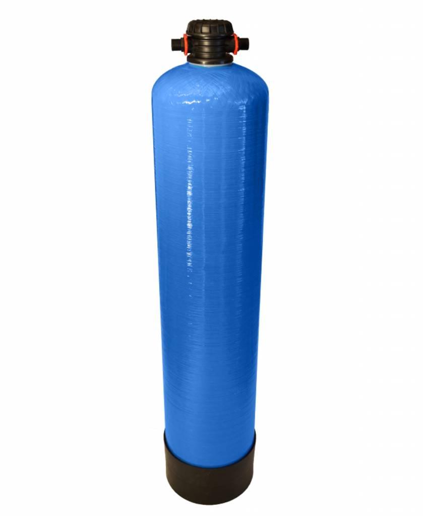 LFS CLEANTEC Vollentsalzungspatrone IVEG 5000 - Mischbettpatrone mit Drucktank aus GFK