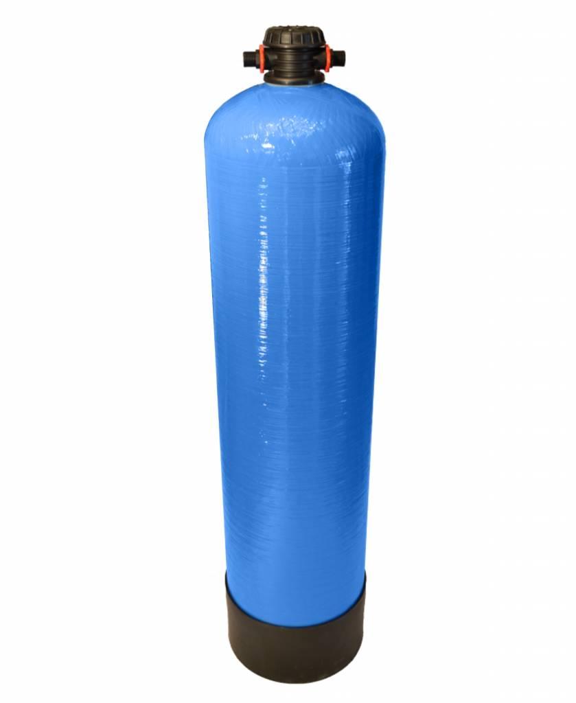 LFS CLEANTEC Vollentsalzungspatrone IVEG 7000 - Mischbettpatrone mit Drucktank aus GFK