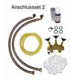LFS CLEANTEC Wasserenthärter IWS 2000 - Entkalkungsanlage mit separatem Salzlösetank