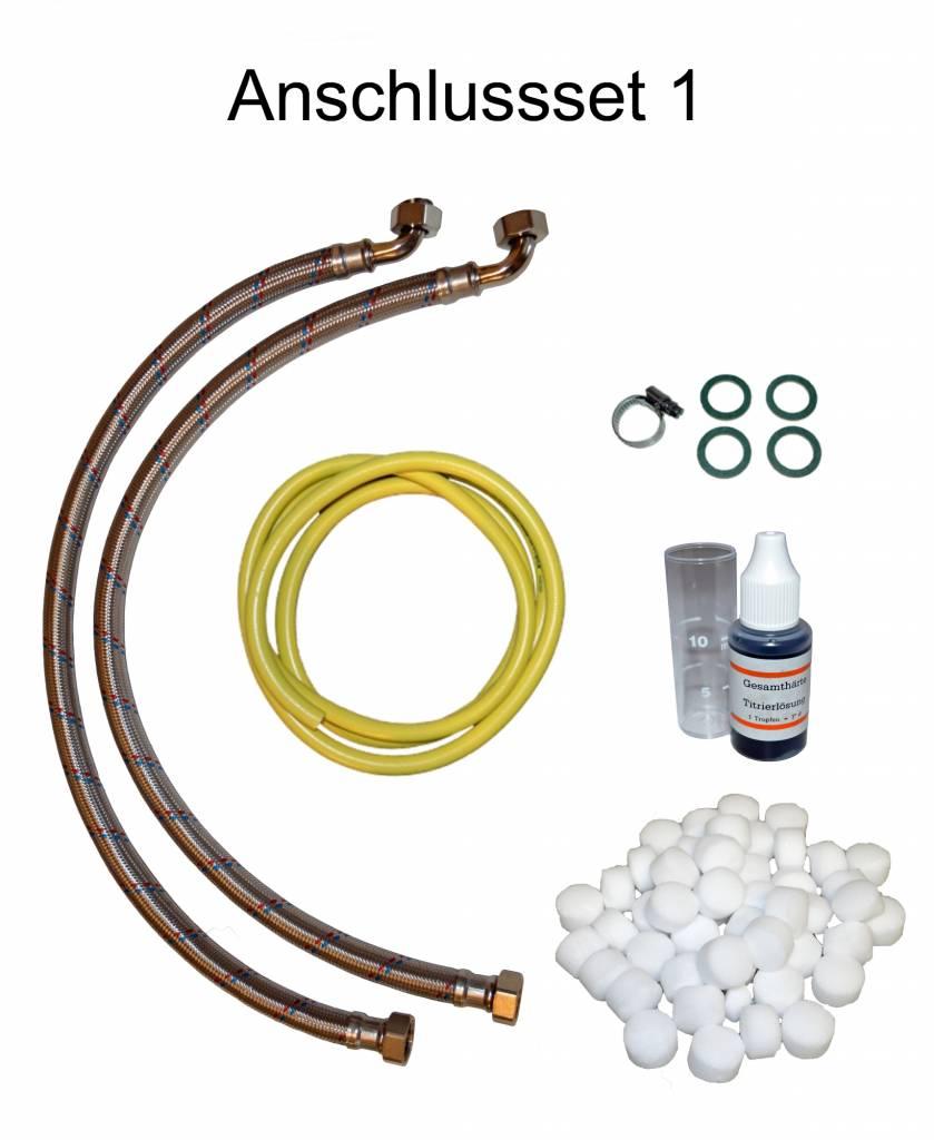 LFS CLEANTEC Wasserenthärter IWS 3000 - Entkalkungsanlage mit separatem Salzlösetank