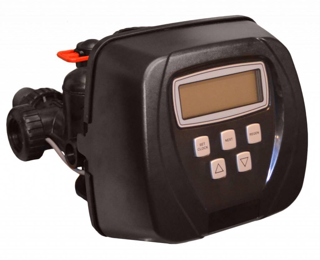 LFS CLEANTEC Wasserenthärter IWKC 2500 - Entkalkungsanlage mit hochwertigen CLACK Steuerkopf