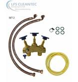 LFS CLEANTEC Entsäuerungsanlage EF 60 - Entsäuerung und Aufhärtung von Brunnenwasser