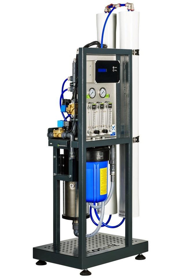 LFS CLEANTEC Umkehrosmoseanlage RO 12000 ECO zur professionellen Wasseraufbereitung