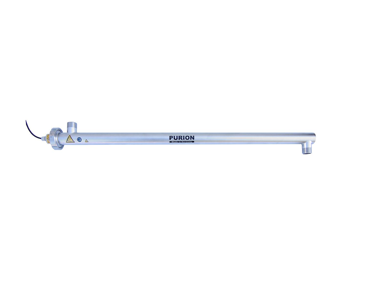 Purion UV-Gerät zur Warm- und Heißwasserentkeimung