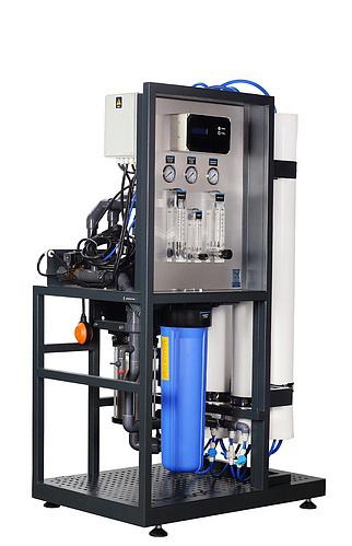 LFS CLEANTEC Umkehrosmoseanlage RO 36000 ECO zur professinellen Wasseraufbereitung
