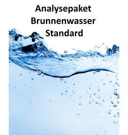 LFS CLEANTEC Analysepaket Brunnenwasser Standard