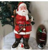 Lilia´s Figuren Schneemann Giant - Weihnachtsfigur perfekt für die Dekoration zu Heiligabend