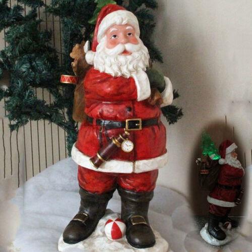 Schneemann Giant - Weihnachtsfigur perfekt für die Dekoration zu Heiligabend