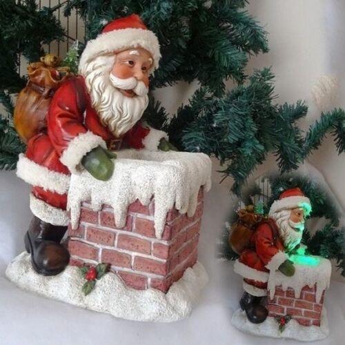 Lilia´s Figuren Schneemann Smoky - Weihnachtsfigur perfekt für die Dekoration zu Heiligabend