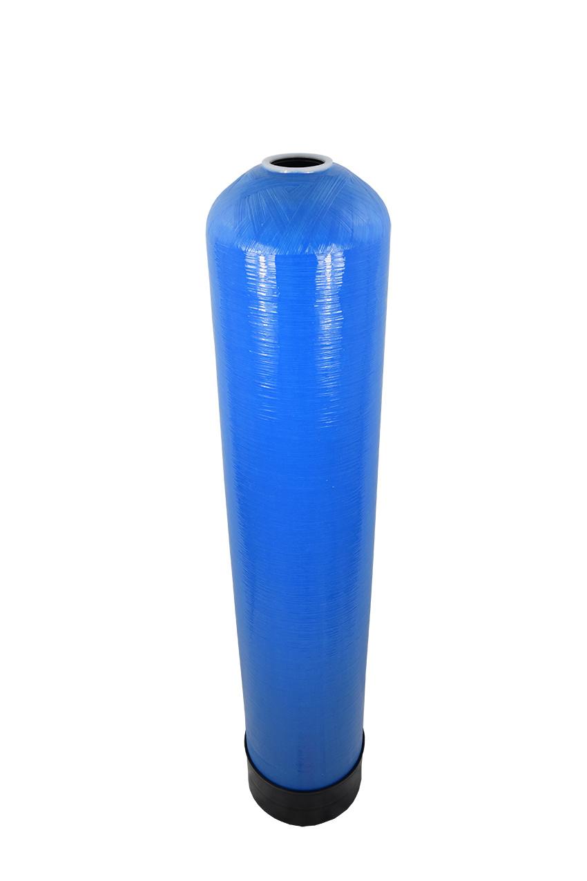 """LFS CLEANTEC GFK Drucktank 2.5"""" 10x54 mit Fuß ideal für Filteranlagen"""
