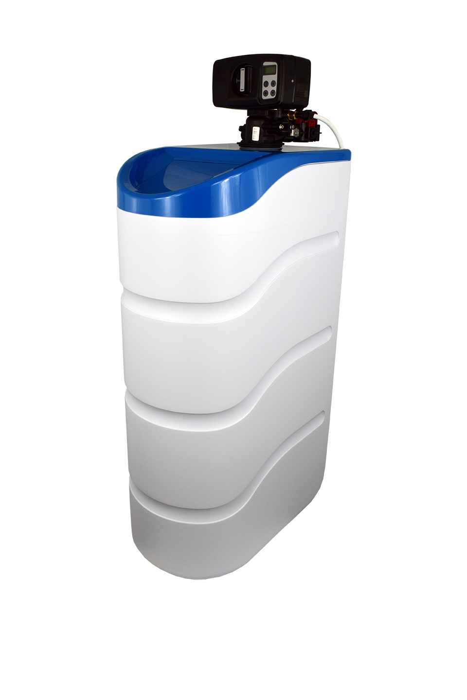 LFS CLEANTEC Wasserenthärter IWKE 3000 - Entkalkungsanlage im  robusten Kabinettgehäuse
