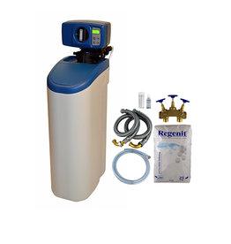 LFS CLEANTEC Wasserenthärter IWK 800 Entkalkungsanlage mit Anschlussset 2
