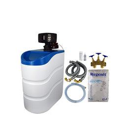 LFS CLEANTEC Wasserenthärter IWKE 1000 Entkalkungsanlage mit Anschlussset 2