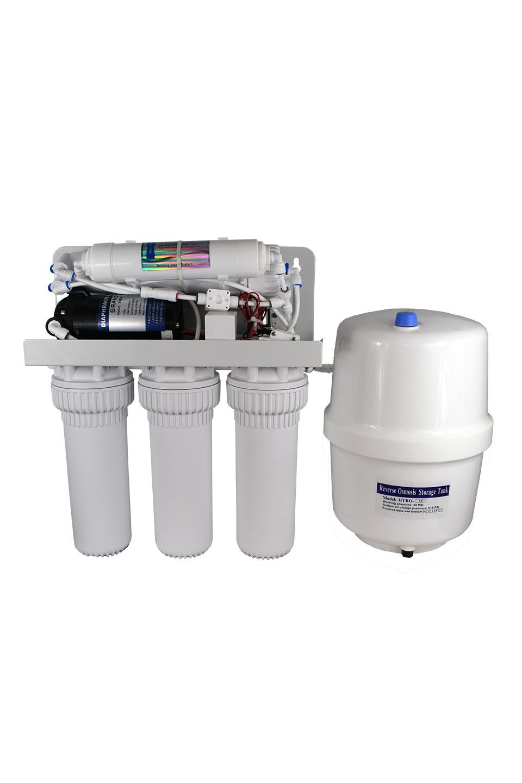 LFS CLEANTEC Umkehrosmoseanlage RO 190 PV mit Pumpe und Vorratstank