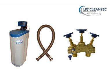 Zubehör für Wasserenthärter und Nitratfilter