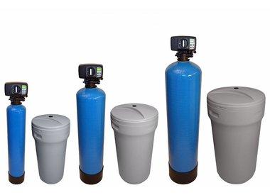 Wasserenthärter Typ IWS (Separat)