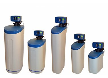 Water softener type IWK (Cabinet)