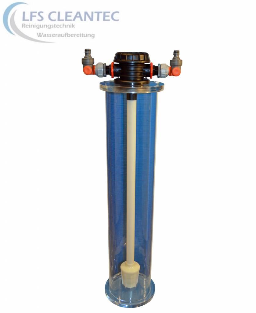 LFS CLEANTEC Acrylic filter column