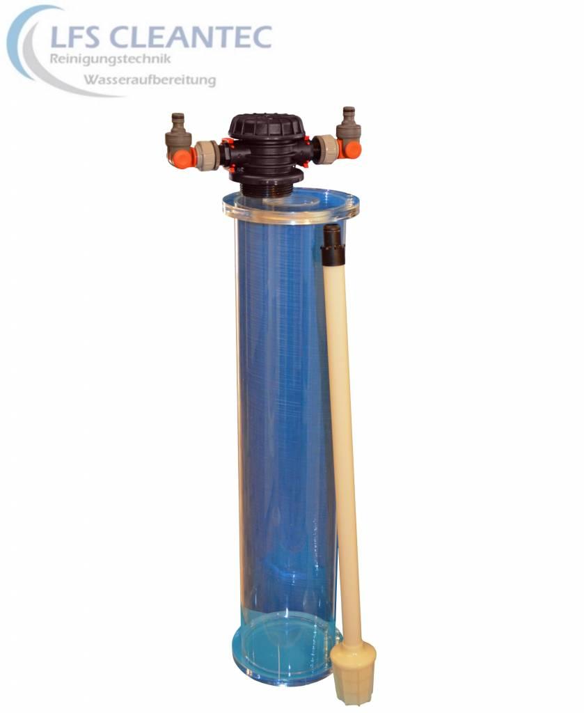 LFS CLEANTEC Acrylglas Filtersäule FA 2000
