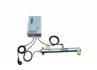 Durchsatz 300 - 1000 Liter/Stunde