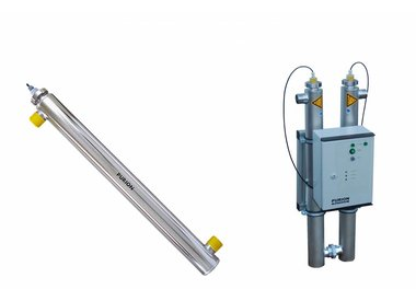 Durchsatz 8000 - 21000 Liter/Stunde
