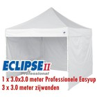Eclips II Goede koop Deal paket 1x Eclips 3m + 3 zijwanden