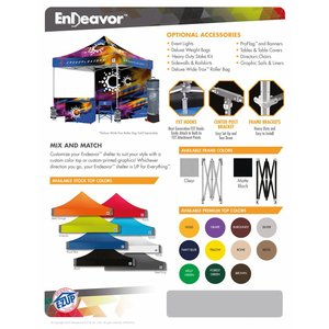 Endeavor Endeavor 3.0 x 4.5 meter