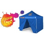 Digitaal full color bedrukte tent, custom bedrukte vouwtenten