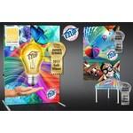 E-Z Up - Full Color Bedrukte vouw Tenten