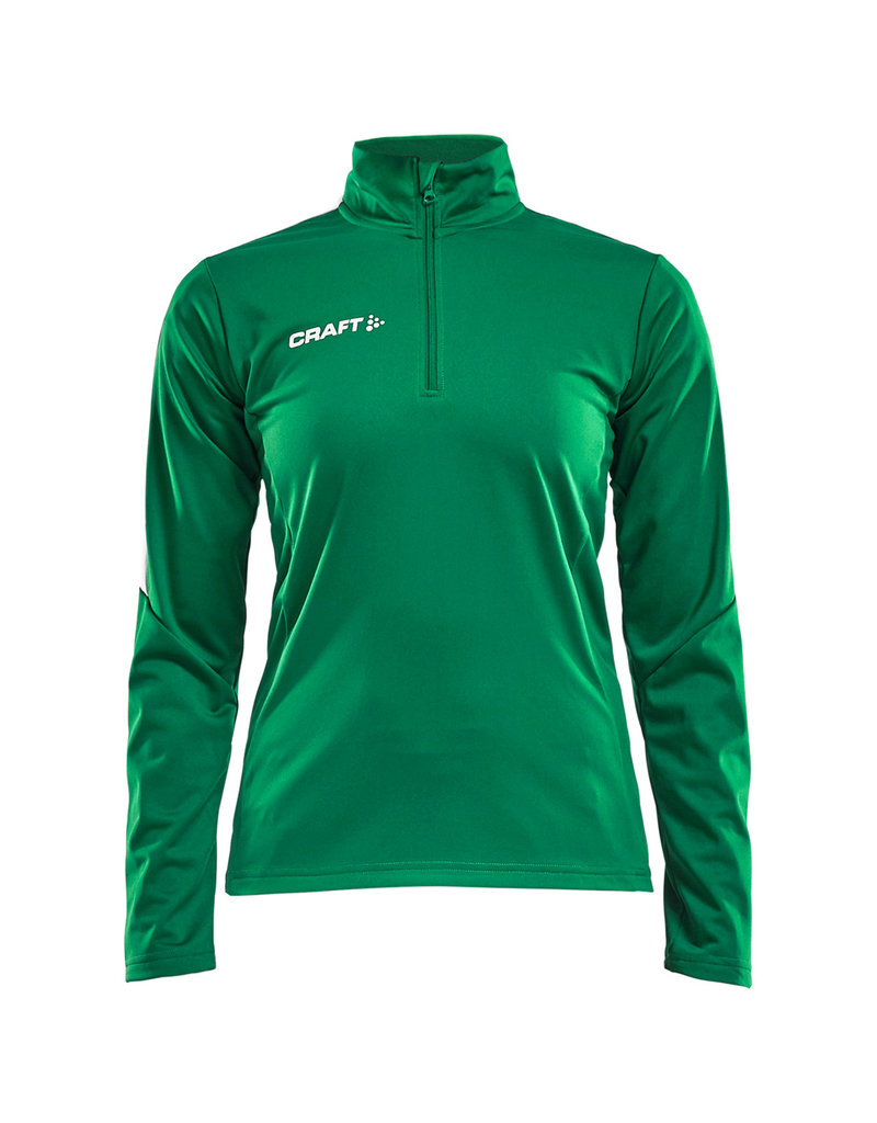 CRAFT Sportswear® PROGRESS HALFZIP LS TEE W