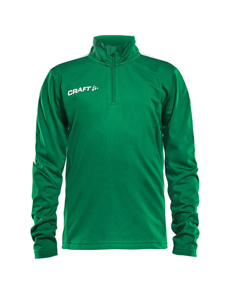 CRAFT Sportswear® PROGRESS HALFZIP LS TEE JR