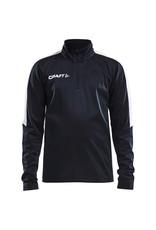 CRAFT Sportswear® PROGRESS HALFZIP LS TEE JR