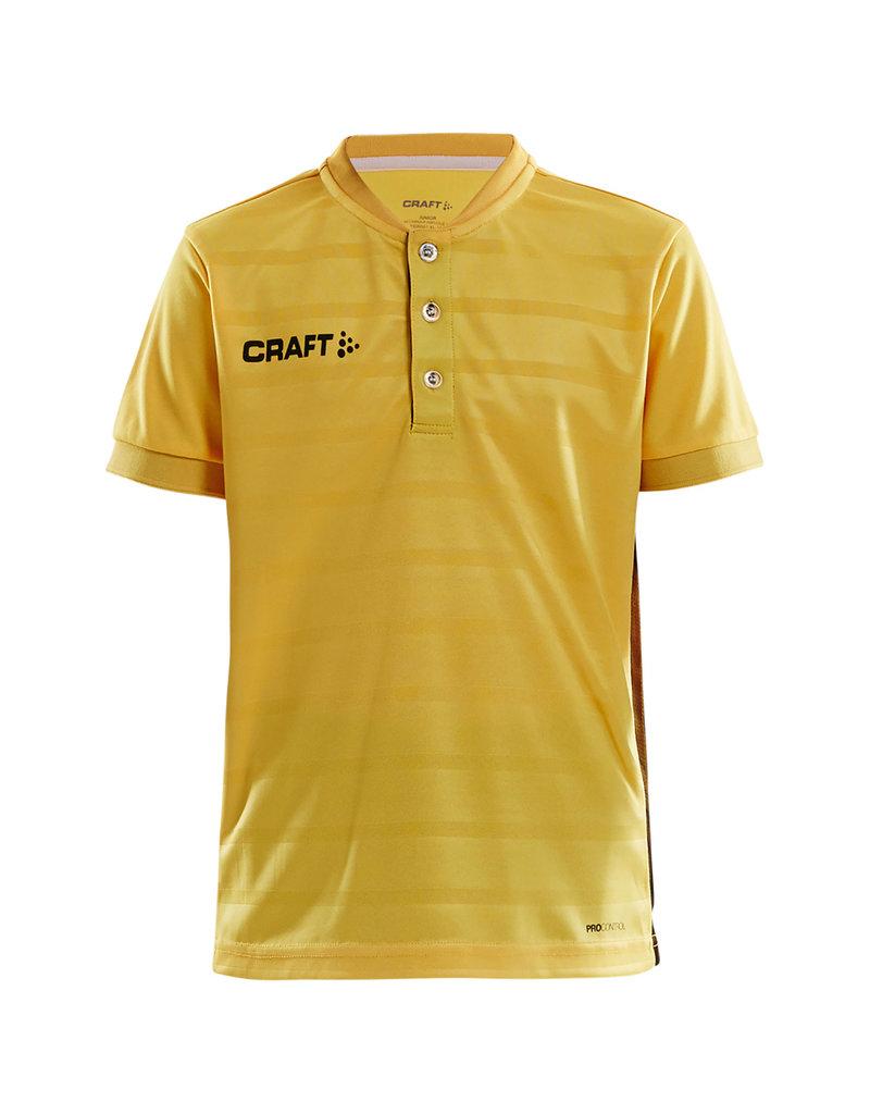 CRAFT Sportswear® PRO CONTROL BUTTON JERSEY JR