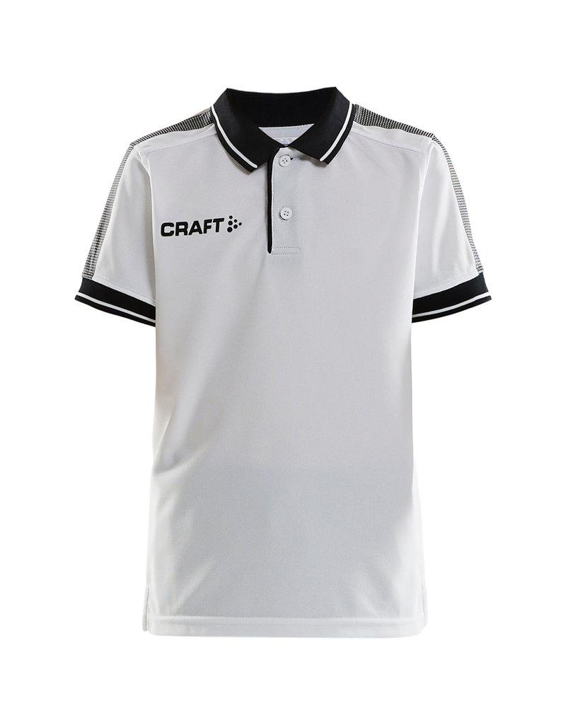 CRAFT Sportswear® PRO CONTROL POLOSHIRT JR