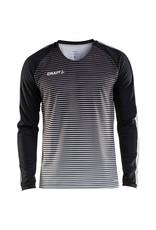 CRAFT Sportswear® PRO CONTROL STRIPE JERSEY LS M