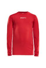 CRAFT Sportswear® PRO CONTROL COMPRESSION LS JR
