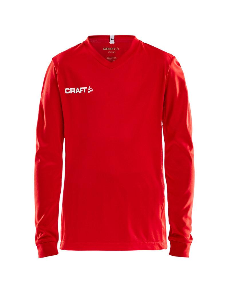 CRAFT Sportswear® CRAFT SQUAD JERSEY SOLID LS JR