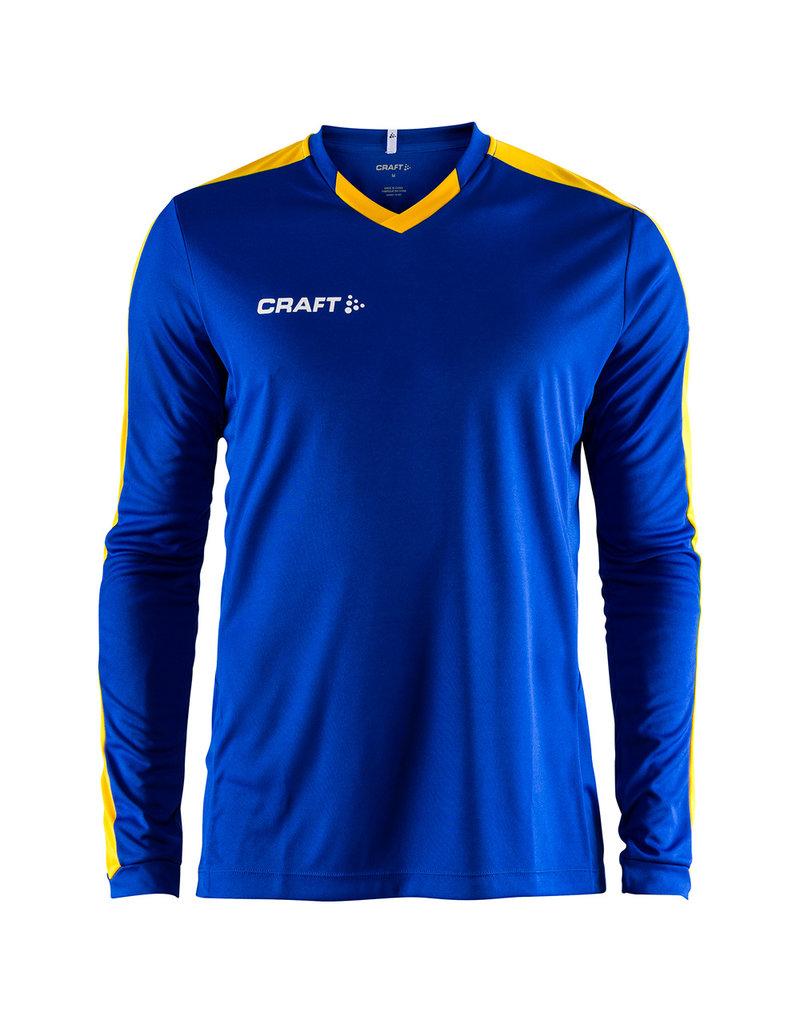 CRAFT Sportswear® PROGRESS JERSEY CONTRAST LS M