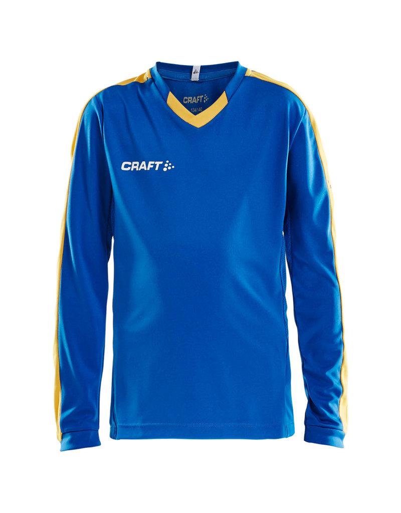 CRAFT Sportswear® PROGRESS JERSEY CONTRAST LS JR