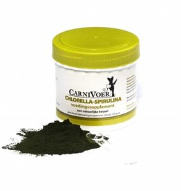 Fyto-supplement Chlorella-Spirulina