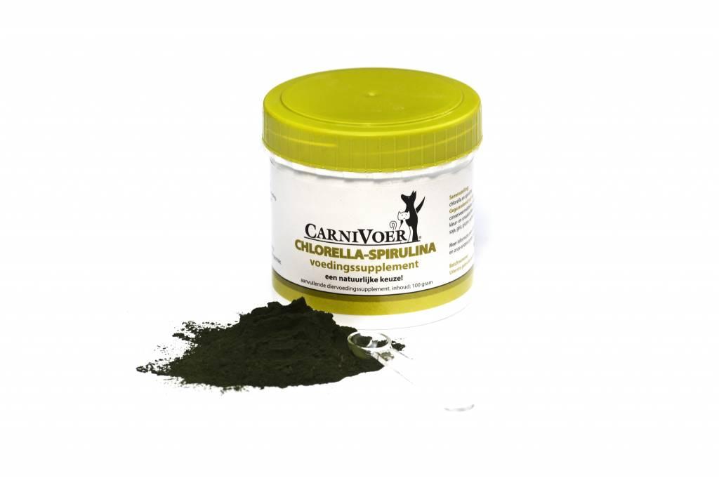 Fyto-supplement Chlorella-Spirulina