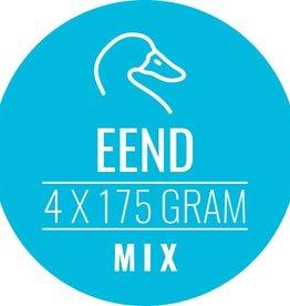Eend-mix kat 10 x 700gram