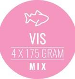 Vis-mix 10 x 700gram