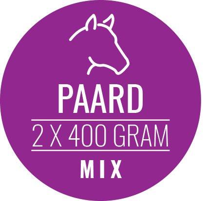 Paard-mix hond 10 x 800gram