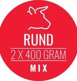 Rund-mix hond 10 x 800gram