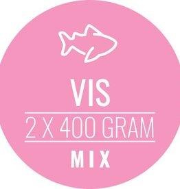 Vis-mix 10 x 800gram
