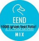 Eend-mix hond 10 x 1000gram Kennel