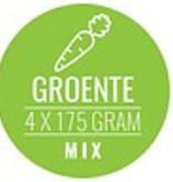 Groente-mix 12 x 700gram