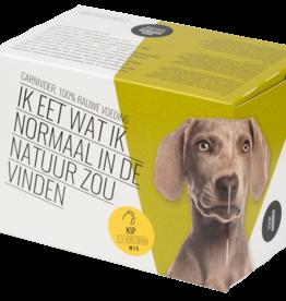 Kip-mix hond 12 x 800gram