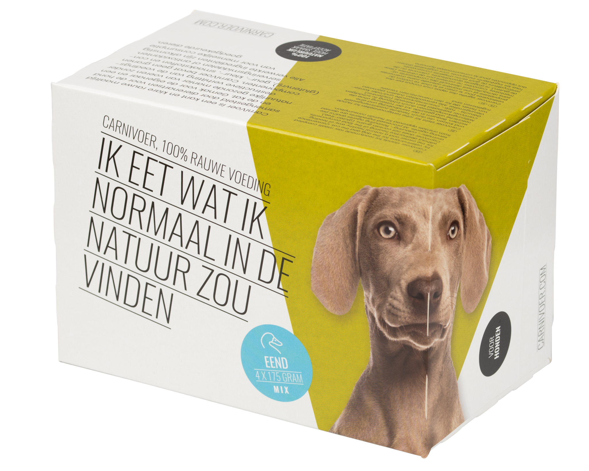 Hond_Eend-mix_700g